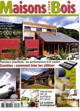 Revue maison bois